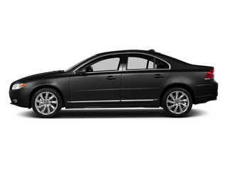 Black Stone 2013 Volvo S80 Pictures S80 Sedan 4D I6 photos side view