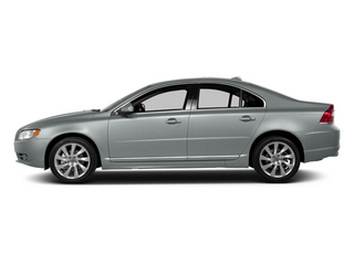 Electric Silver Metallic 2013 Volvo S80 Pictures S80 Sedan 4D I6 photos side view