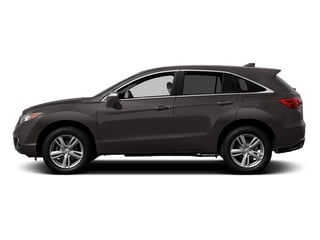 Graphite Luster Metallic 2014 Acura RDX Pictures RDX Utility 4D 2WD V6 photos side view