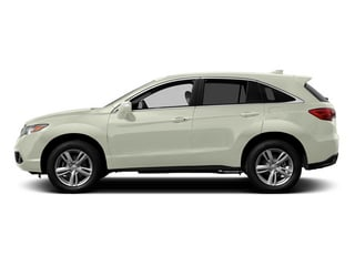 White Diamond Pearl 2014 Acura RDX Pictures RDX Utility 4D 2WD V6 photos side view