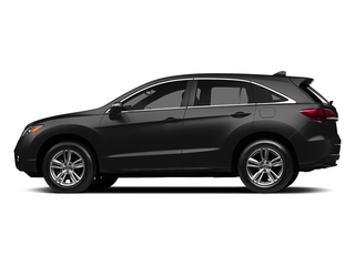 Crystal Black Pearl 2014 Acura RDX Pictures RDX Utility 4D Technology 2WD V6 photos side view