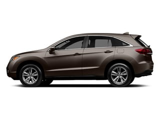 Kona Coffee Metallic 2014 Acura RDX Pictures RDX Utility 4D Technology 2WD V6 photos side view