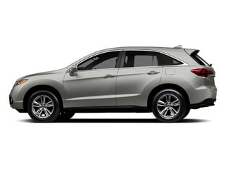 Silver Moon 2014 Acura RDX Pictures RDX Utility 4D Technology 2WD V6 photos side view