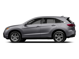 Forged Silver Metallic 2014 Acura RDX Pictures RDX Utility 4D Technology 2WD V6 photos side view
