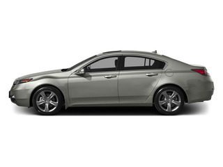 Silver Moon 2014 Acura TL Pictures TL Sedan 4D V6 photos side view