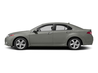 Silver Moon 2014 Acura TSX Pictures TSX Sedan 4D I4 photos side view