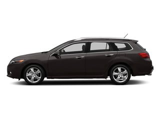 Graphite Luster Metallic 2014 Acura TSX Sport Wagon Pictures TSX Sport Wagon 4D I4 photos side view
