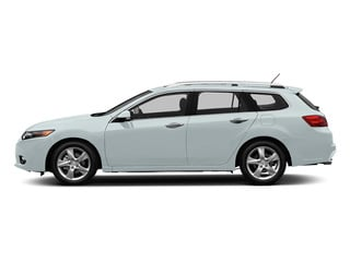 Bellanova White Pearl 2014 Acura TSX Sport Wagon Pictures TSX Sport Wagon 4D I4 photos side view