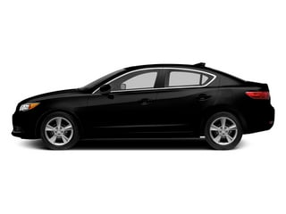Crystal Black Pearl 2014 Acura ILX Pictures ILX Sedan 4D I4 photos side view