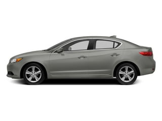 Silver Moon 2014 Acura ILX Pictures ILX Sedan 4D I4 photos side view
