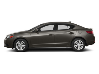 Amber Brownstone 2014 Acura ILX Pictures ILX Sedan 4D Hybrid Technology I4 photos side view