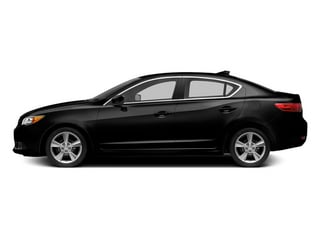 Crystal Black Pearl 2014 Acura ILX Pictures ILX Sedan 4D Premium Manual I4 photos side view