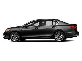 Graphite Luster Metallic 2014 Acura RLX Pictures RLX Sedan 4D Advance V6 photos side view