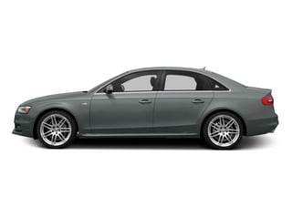 Monsoon Gray Metallic 2014 Audi A4 Pictures A4 Sedan 4D 2.0T Prestige AWD photos side view