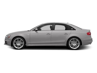 Cuvee Silver Metallic 2014 Audi A4 Pictures A4 Sedan 4D 2.0T Premium 2WD photos side view