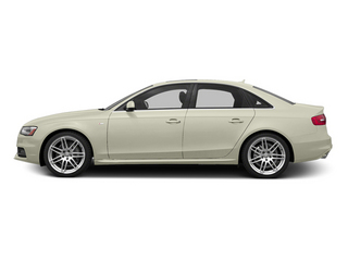 Glacier White Metallic 2014 Audi A4 Pictures A4 Sedan 4D 2.0T Prestige 2WD photos side view