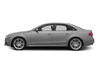Ice Silver Metallic 2014 Audi A4 Pictures A4 Sedan 4D 2.0T Prestige AWD photos side view
