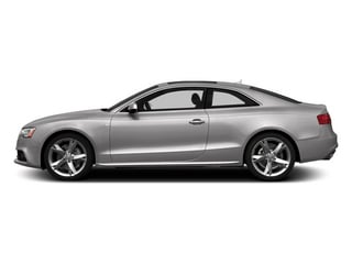 Cuvee Silver Metallic 2014 Audi A5 Pictures A5 Coupe 2D Premium Plus AWD photos side view