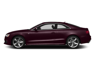 Shiraz Red Metallic 2014 Audi A5 Pictures A5 Coupe 2D Premium Plus AWD photos side view