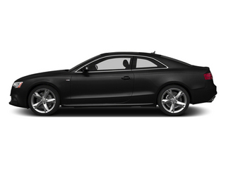 Phantom Black Pearl Effect 2014 Audi A5 Pictures A5 Coupe 2D Premium Plus AWD photos side view