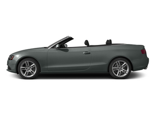 Monsoon Gray Metallic/Black Roof 2014 Audi A5 Pictures A5 Convertible 2D Premium 2WD photos side view