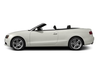Ibis White/Black Roof 2014 Audi A5 Pictures A5 Convertible 2D Premium 2WD photos side view