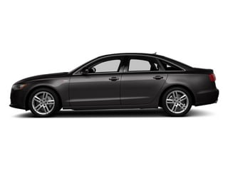 Oolong Gray Metallic 2014 Audi A6 Pictures A6 Sedan 4D 2.0T Premium Plus AWD photos side view