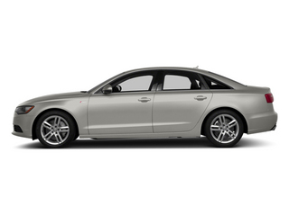 Quartz Gray Metallic 2014 Audi A6 Pictures A6 Sedan 4D 2.0T Premium Plus AWD photos side view