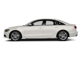 Ibis White 2014 Audi A6 Pictures A6 Sedan 4D 2.0T Premium Plus 2WD photos side view