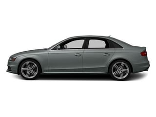 Monsoon Gray Metallic 2014 Audi S4 Pictures S4 Sedan 4D S4 Prestige AWD photos side view