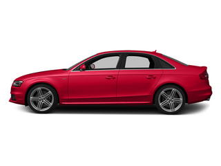 Misano Red Pearl Effect 2014 Audi S4 Pictures S4 Sedan 4D S4 Prestige AWD photos side view