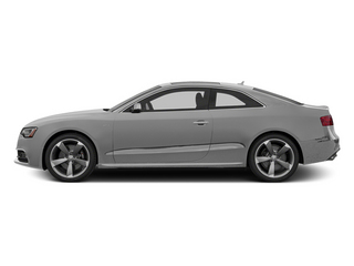 Ice Silver Metallic 2014 Audi S5 Pictures S5 Coupe 2D S5 Premium Plus AWD photos side view