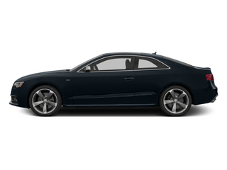 Moonlight Blue Metallic 2014 Audi S5 Pictures S5 Coupe 2D S5 Premium Plus AWD photos side view