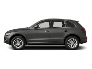 Monsoon Gray Metallic 2014 Audi Q5 Pictures Q5 Utility 4D TDI Prestige S-Line AWD photos side view