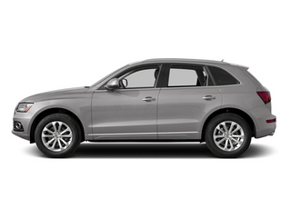 Cuvee Silver Metallic 2014 Audi Q5 Pictures Q5 Utility 4D TDI Prestige S-Line AWD photos side view