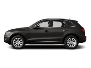 Lava Gray Pearl Effect 2014 Audi Q5 Pictures Q5 Util 4D TDI Premium Plus S-Line AWD photos side view