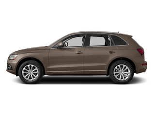 Maya Brown Metalilc 2014 Audi Q5 Pictures Q5 Utility 4D TDI Prestige S-Line AWD photos side view