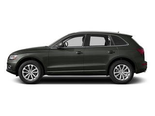 Daytona Gray Pearl Effect 2014 Audi Q5 Pictures Q5 Utility 4D TDI Prestige S-Line AWD photos side view