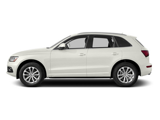 Ibis White 2014 Audi Q5 Pictures Q5 Util 4D TDI Premium Plus S-Line AWD photos side view