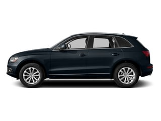 Moonlight Blue Metallic 2014 Audi Q5 Pictures Q5 Util 4D TDI Premium Plus S-Line AWD photos side view