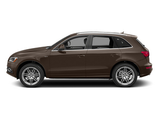 Teak Brown Metallic 2014 Audi Q5 Pictures Q5 Utility 4D 2.0T Prestige AWD Hybrid photos side view