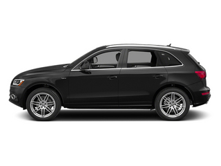 Phantom Black Pearl Effect 2014 Audi Q5 Pictures Q5 Utility 4D 2.0T Prestige AWD Hybrid photos side view