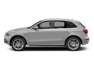 Ice Silver Metallic 2014 Audi Q5 Pictures Q5 Utility 4D 2.0T Prestige AWD Hybrid photos side view