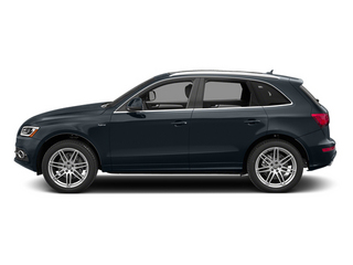 Moonlight Blue Metallic 2014 Audi Q5 Pictures Q5 Utility 4D 2.0T Prestige AWD Hybrid photos side view