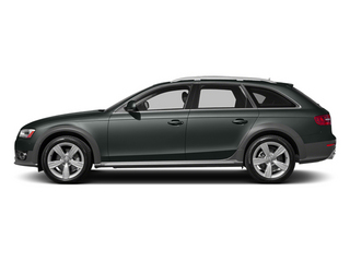 Monsoon Gray Metallic 2014 Audi allroad Pictures allroad Wagon 4D Premium AWD I4 Turbo photos side view