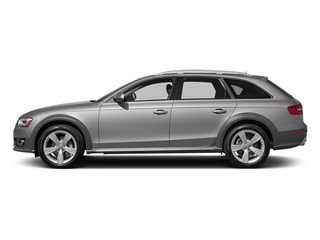 Cuvee Silver Metallic 2014 Audi allroad Pictures allroad Wagon 4D Premium AWD I4 Turbo photos side view