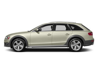 Glacier White Metallic 2014 Audi allroad Pictures allroad Wagon 4D Premium AWD I4 Turbo photos side view