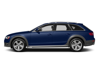 Scuba Blue Metallic 2014 Audi allroad Pictures allroad Wagon 4D Premium AWD I4 Turbo photos side view