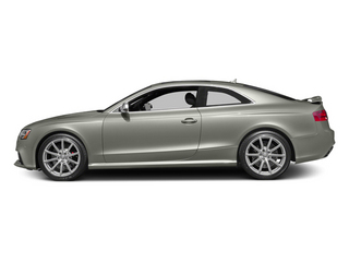 Prism Silver Crystal Effect 2014 Audi RS 5 Pictures RS 5 Coupe 2D RS5 AWD V8 photos side view