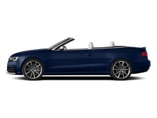 Estoril Blue Crystal Effect/Black Roof 2014 Audi RS 5 Pictures RS 5 Convertible 2D RS5 AWD V8 photos side view